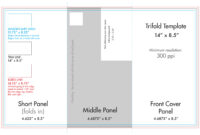 001 11X17 Tri Fold Brochure Template Indesign Ideas Trifold with 11X17 Brochure Template