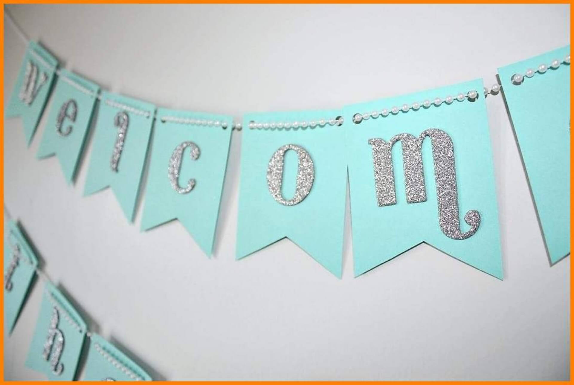 001 Baby Shower Banner Template Magnificent Ideas Printable In Diy Baby Shower Banner Template