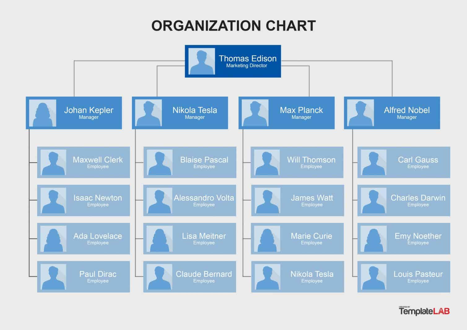 001 Organization Chart Template Templatelab Com Microsoft Intended For Organization Chart Template Word