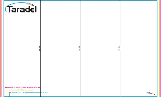 001 Quad Fold Brochure Template Perfect Dreaded Ideas Four within Quad Fold Brochure Template