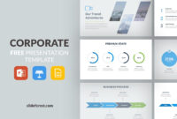 001 Template Ideas Corporate Powerpoint Templatev1545164288 With Regard To Sample Templates For Powerpoint Presentation