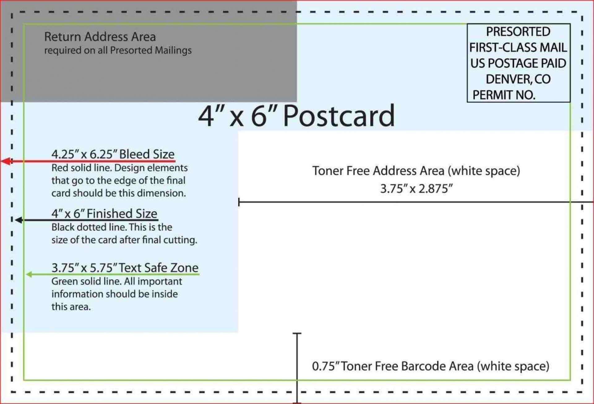 001 Template Ideas X Templates 4X6 Card Resume Postcard Pertaining To Microsoft Word 4X6 Postcard Template