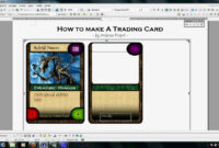 001 Trading Card Game Creator Free Maxresdefault Template within Card Game Template Maker