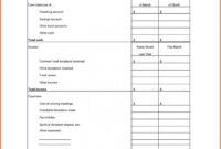 001 Treasurers Report Template Non Profit Excel Ideas pertaining to Treasurer Report Template Non Profit