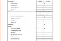 001 Treasurers Report Template Non Profit Excel Ideas with Non Profit Treasurer Report Template