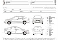 001 Vehicle Condition Report Template Fearsome Ideas Free inside Truck Condition Report Template
