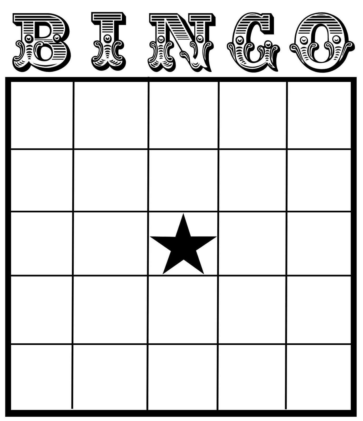002 Blank Bingo Card Template Ideas Stirring Microsoft Excel For Blank Bingo Card Template Microsoft Word