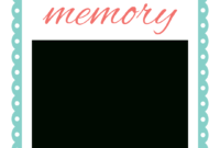 002 Free Memorial Cards Template Awful Ideas Card Word with Remembrance Cards Template Free