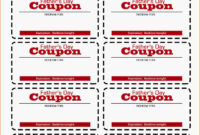 002 Template Ideas Free Printable Coupon Beautiful Templates throughout Love Coupon Template For Word