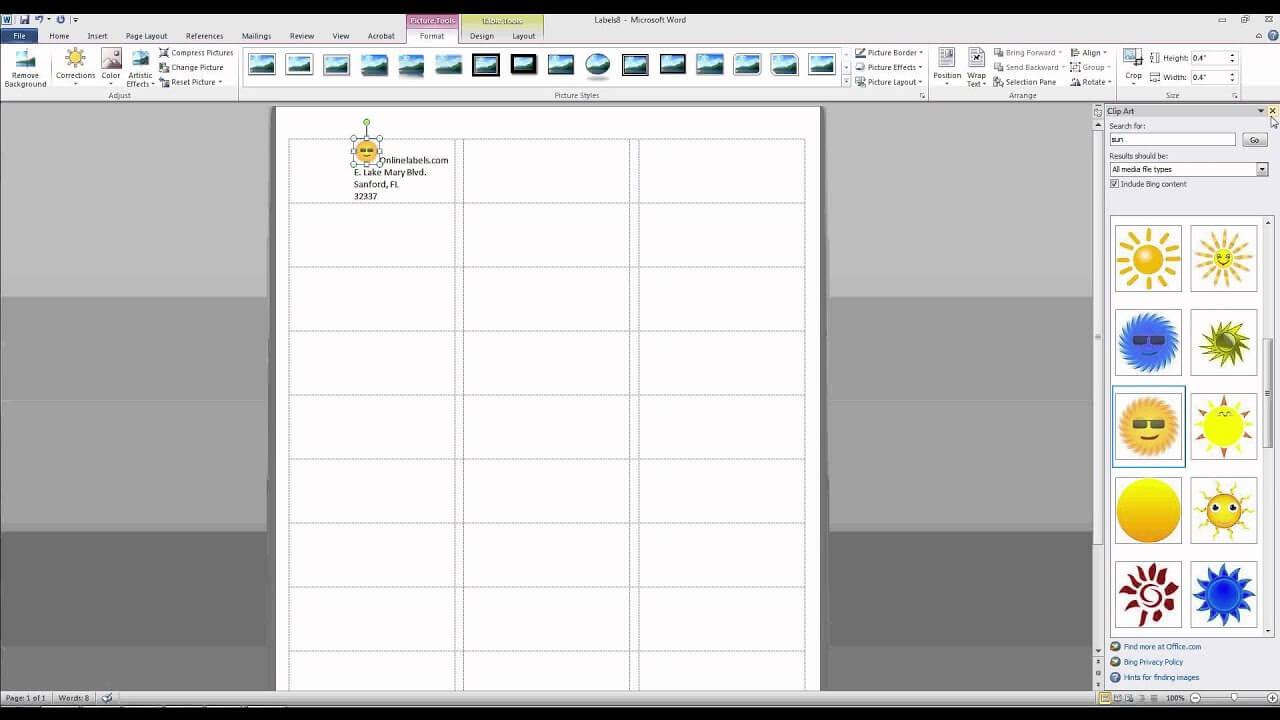 002 Template Ideas Maxresdefault Microsoft Word Address In Label Template 21 Per Sheet Word