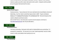 003 Free Event Program Template Ideas Imposing Download in Free Event Program Templates Word