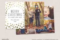 003 Photoshop Christmas Cards Templates Template Ideas with regard to Free Christmas Card Templates For Photographers