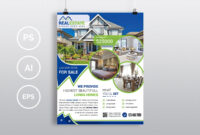 003 Real Estate Flyer Template Psd Free Download Stupendous intended for Real Estate Brochure Templates Psd Free Download