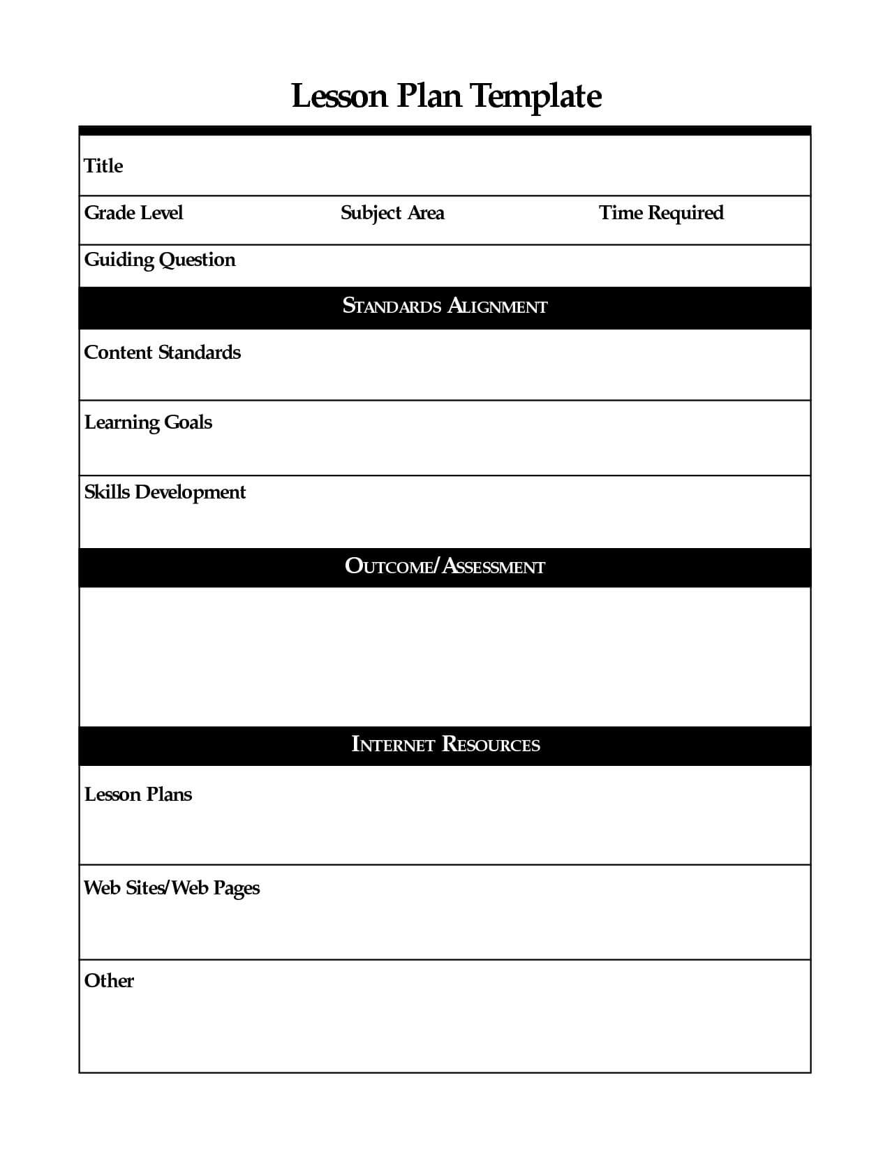 003 Template Ideas Madeline Hunter Lesson Plan Free Pertaining To Madeline Hunter Lesson Plan Template Word