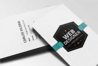 004 Business Cards Templates Free Download Psd Template with regard to Web Design Business Cards Templates