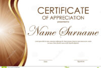 004 Certificate Of Appreciation Templates Free Download throughout Powerpoint Certificate Templates Free Download
