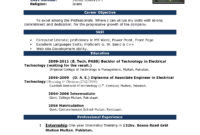 004 Curriculum Vitae Templates Microsoft Word Cv Pattern 2 throughout Resume Templates Word 2013
