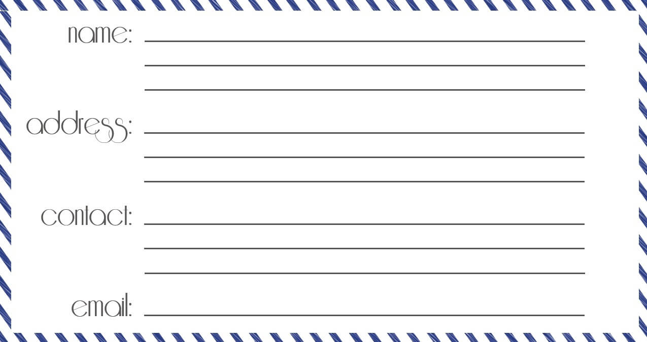 004 Luggage Tag Template Word Ideas Archaicawful Name Inside Blank Luggage Tag Template