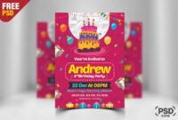 004 Photoshop Birthday Card Template Psd Ideas Invitation pertaining to Photoshop Birthday Card Template Free