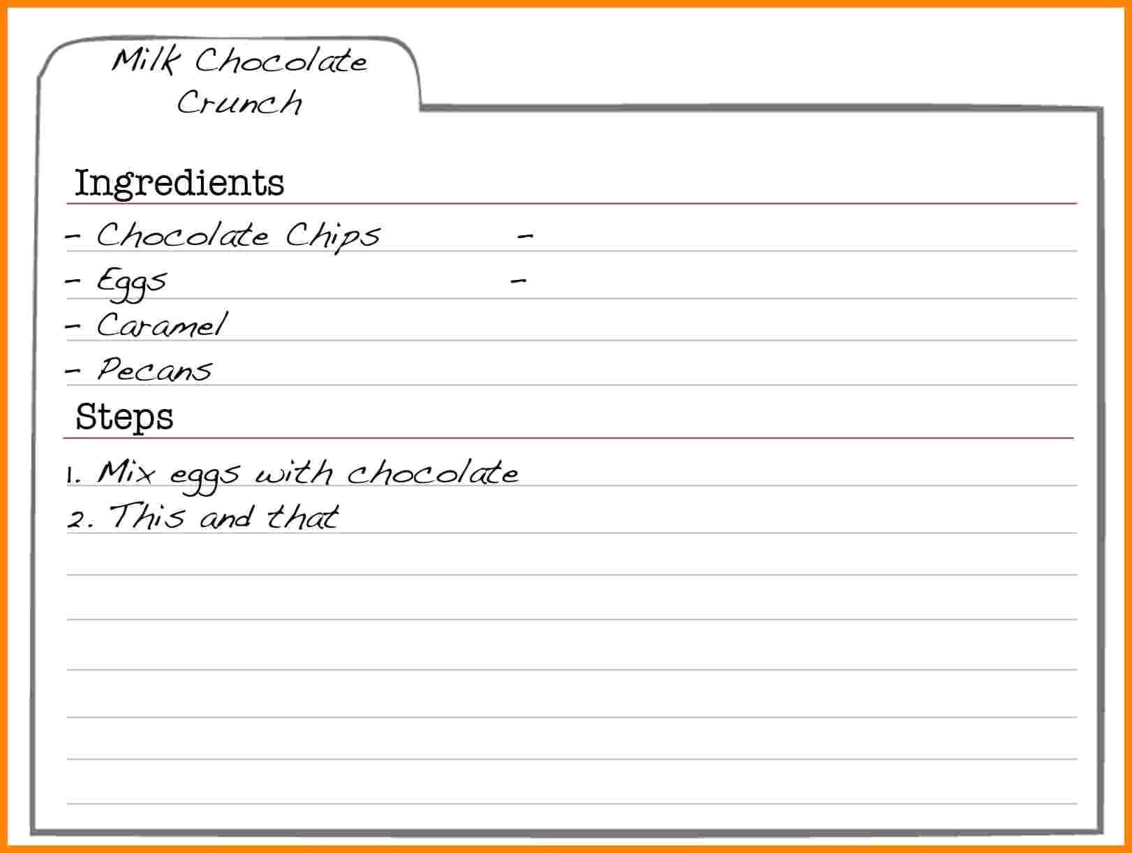 004 Template Ideas Free Fillable Recipe Card For Word With Regard To Fillable Recipe Card Template