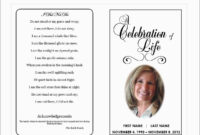 004 Template Ideas Free Printable Funeral Prayer Card pertaining to Memorial Card Template Word