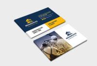 005 Building Construction Business Card Templates Template with Company Business Cards Templates