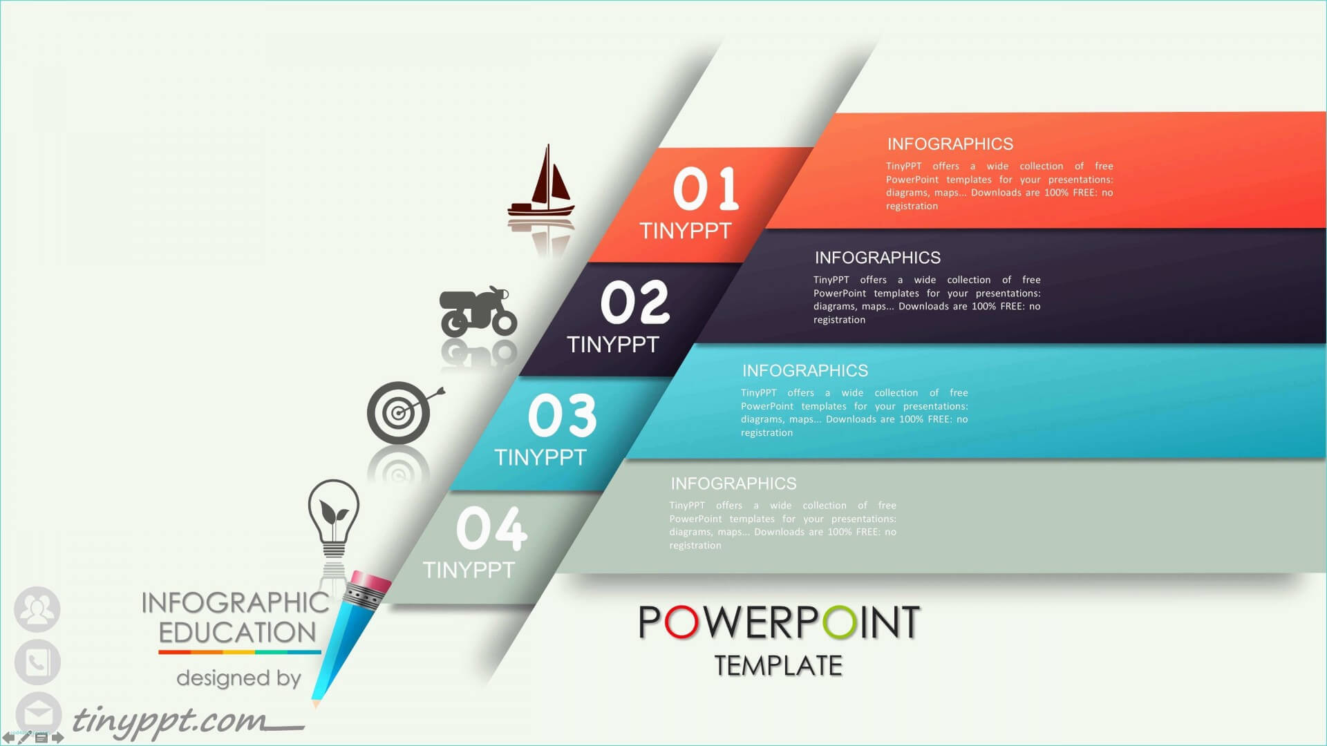005 Business Plan Powerpoint Presentation Template Free Intended For Sample Templates For Powerpoint Presentation