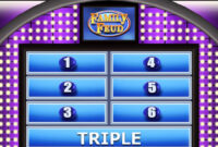 005 Family Feud Template Ppt Ideas Beautiful Photograph Of pertaining to Family Feud Game Template Powerpoint Free