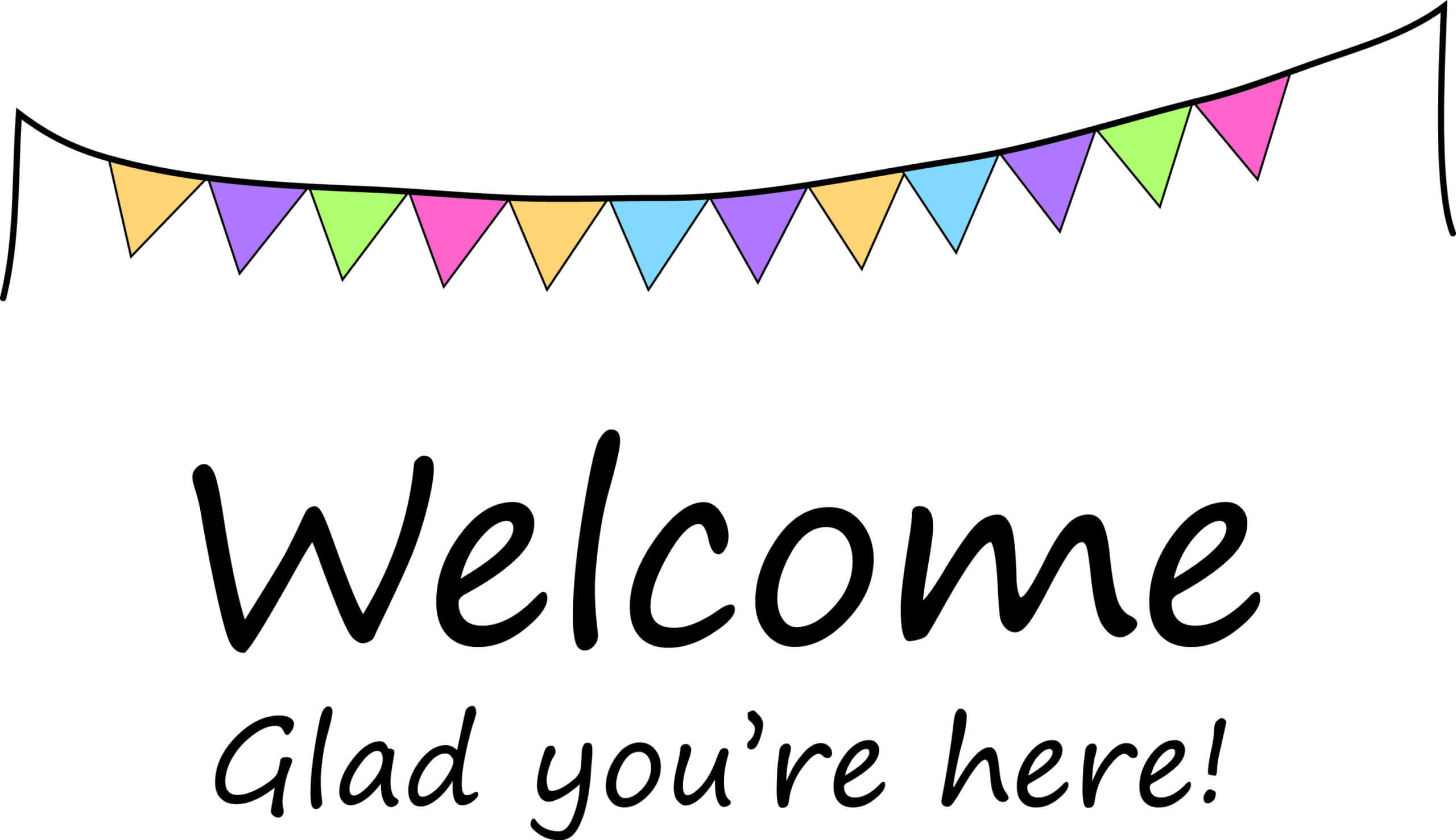 005 Free Printable Welcome Back Sign Template Ideas With Regard To Welcome Banner Template