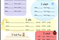005 Preschool Daily Report Template Ideas Templates Daycare within Daycare Infant Daily Report Template