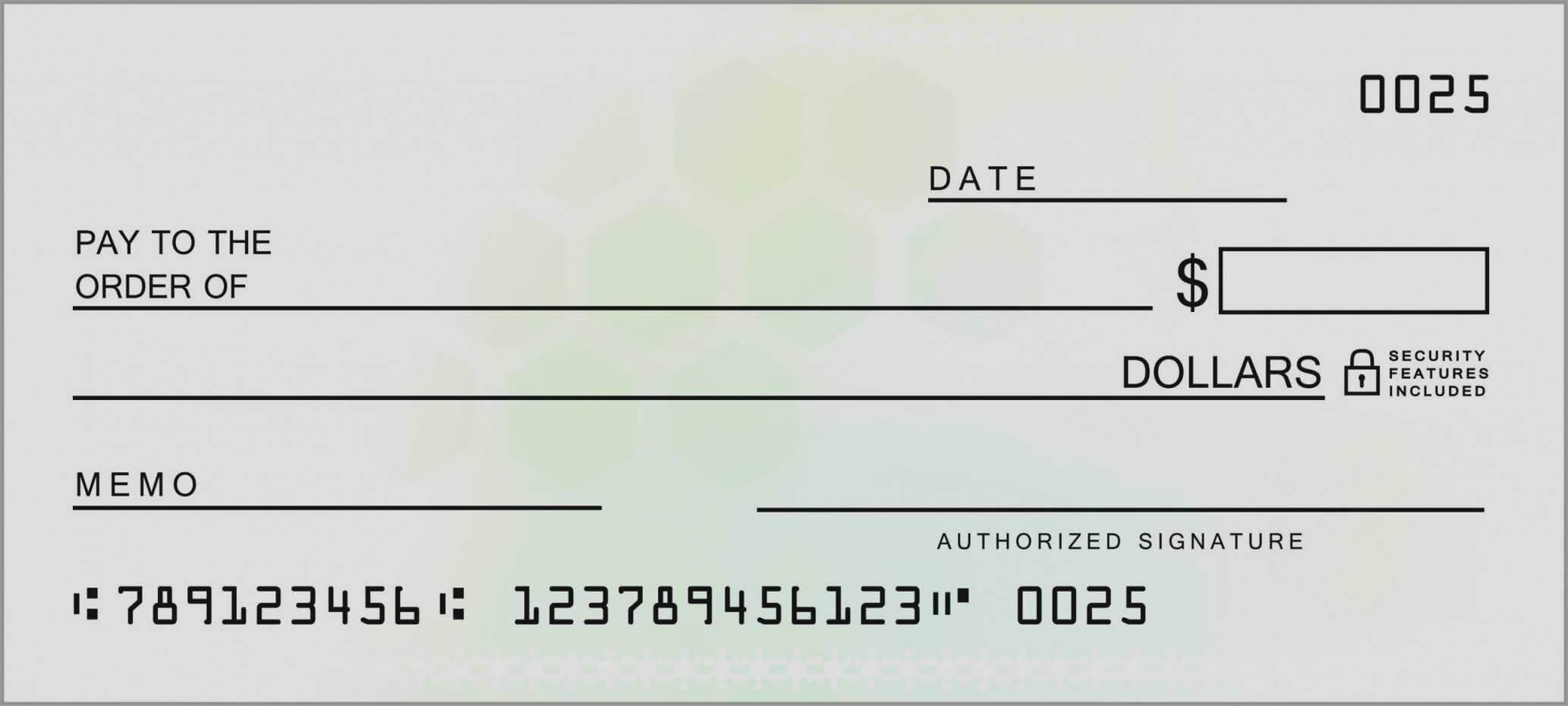 005 Template Ideas Blank Business Check Word False Numbers In Fun Blank Cheque Template