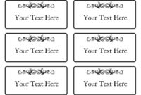005 Template Ideas Microsoft Word Name Tag Unforgettable throughout Name Tag Template Word 2010