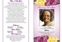 006 Template Ideas Free Memorial Card Best Online Printable regarding Memorial Card Template Word