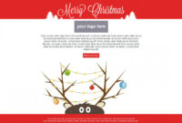 006 Template Ideas Holiday Mail 1400X2250 Christmas Email within Holiday Card Email Template