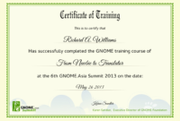 006 Template Ideas Training Certificate Free Word Download pertaining to Training Certificate Template Word Format