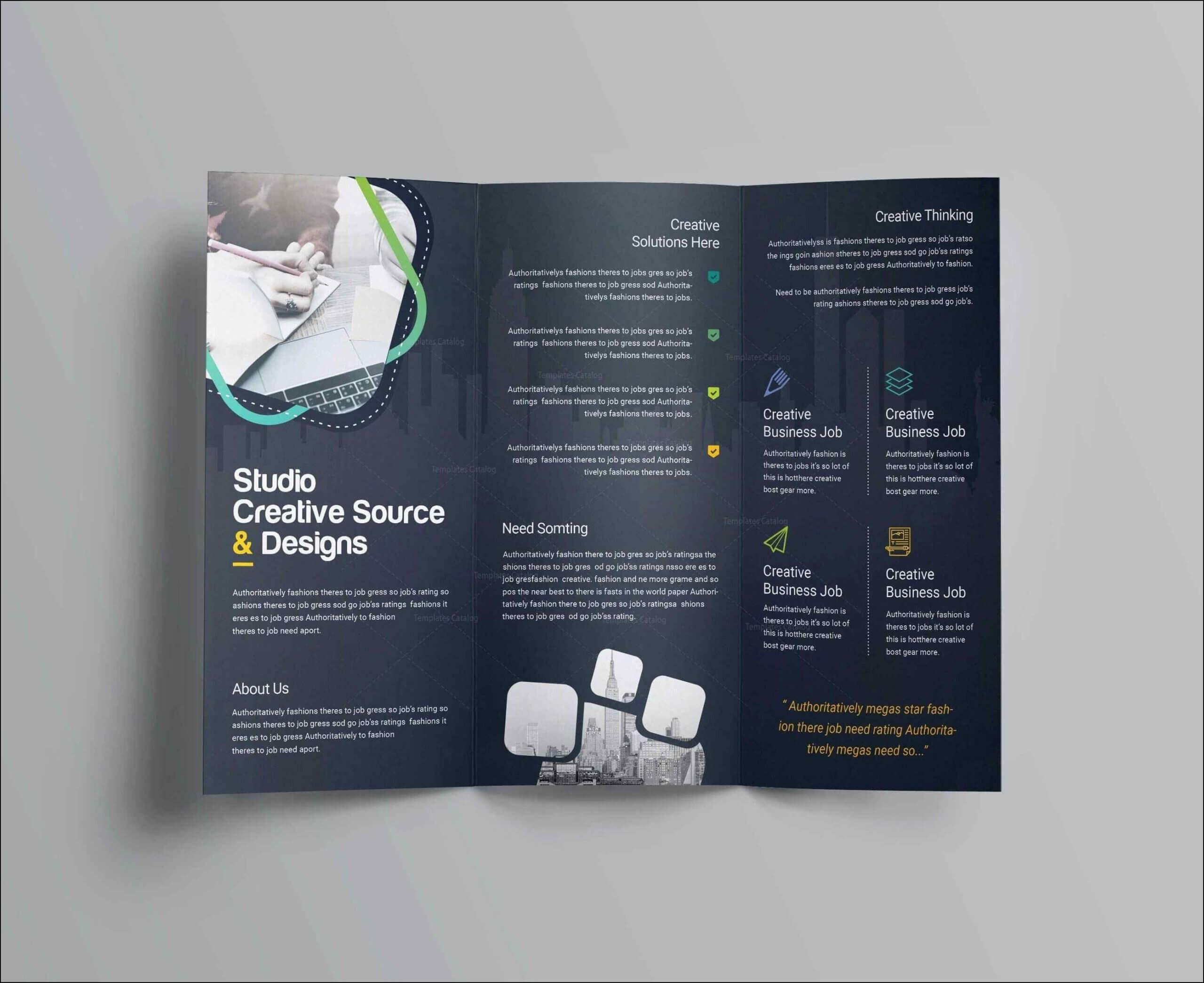 007 Free Bifold Brochure Templates For Microsoft Word Pertaining To Free Church Brochure Templates For Microsoft Word