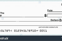 007 Free Editable Cheque Template Marvelous Blank Check Bank in Large Blank Cheque Template