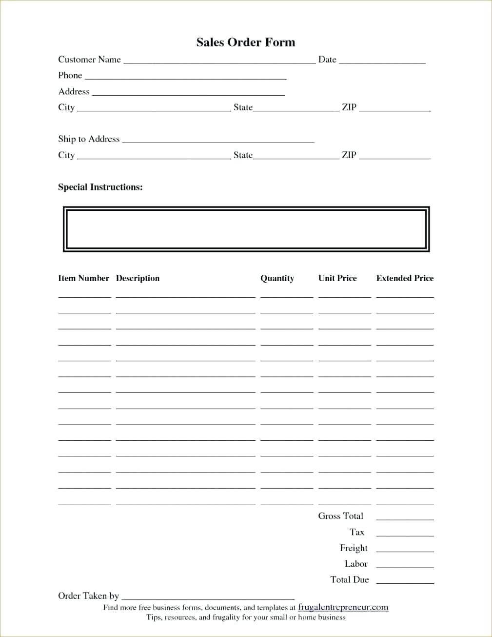 007 Simple Order Form Template Fantastic Ideas Leave Request Intended For Travel Request Form Template Word