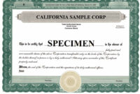 007 Stock Certificate Templates Word Download Now Blank Free Within Stock Certificate Template Word