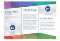 007 Template Ideas Tri Fold Brochure Free Download Templates with Open Office Brochure Template