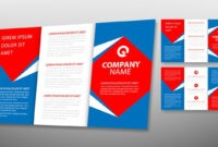 007 Tri Fold Brochure Template Free Download Ai for Brochure Template Illustrator Free Download