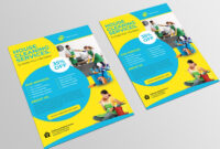 008 Cleaning Service Flyer Template With Discount Coupons intended for Commercial Cleaning Brochure Templates