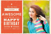 008 Template Ideas Photoshop Birthday Card Psd Awful with regard to Photoshop Birthday Card Template Free