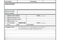 009 20Employee20Nt Report Form Pdf Hse Template Format For within Hse Report Template