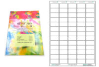 009 Avery Labels Per Sheet Template Best Of Page Manqal Within Labels 8 Per Sheet Template Word