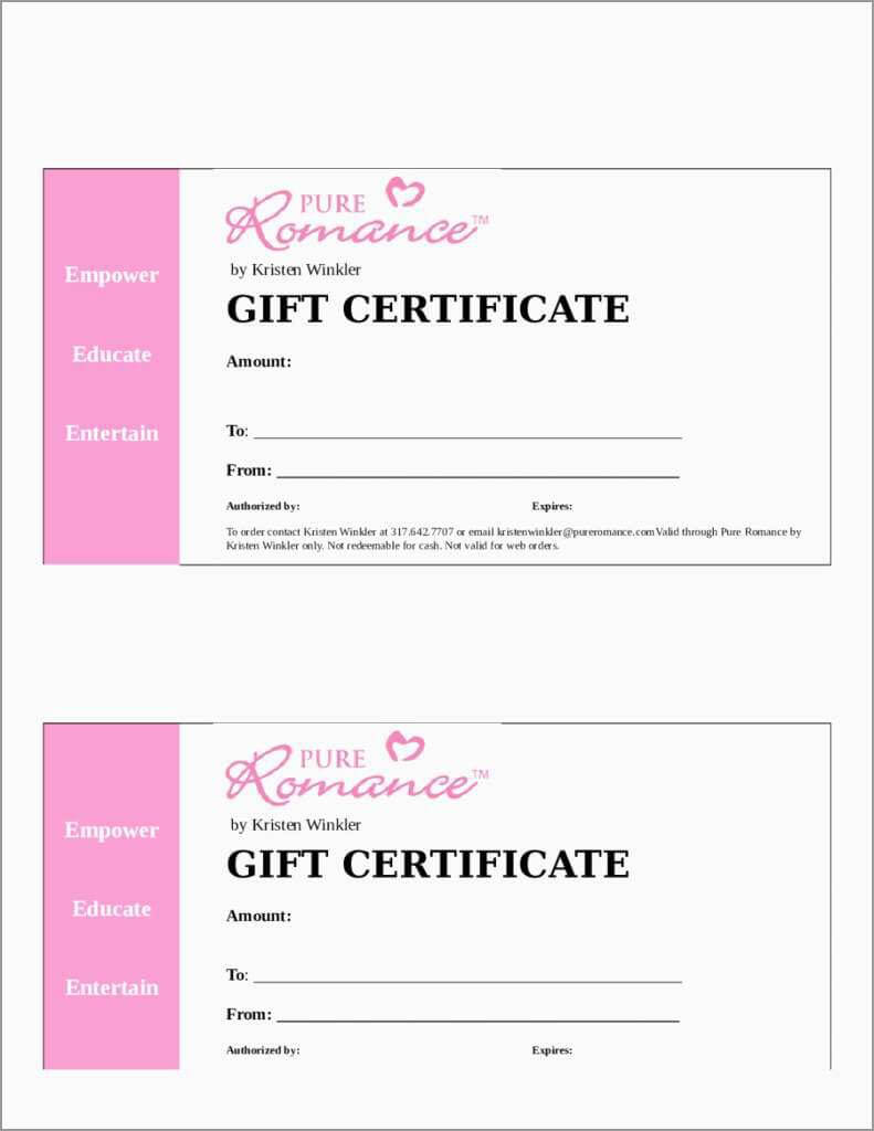 009 Gift Certificate Templates Free Template Ideas Printable In Microsoft Gift Certificate Template Free Word