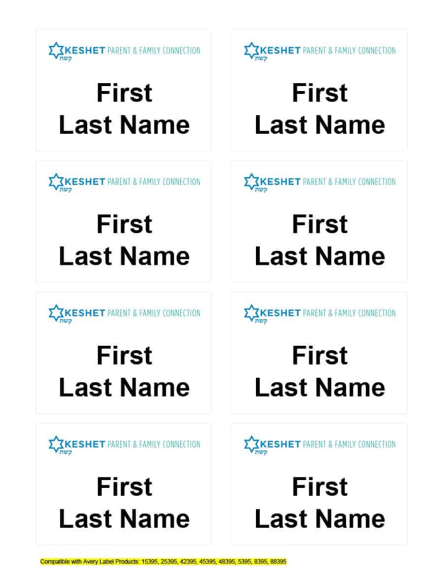 009 Name Tag Template Word Singular Ideas Table Badge Free Regarding Name Tag Template Word 2010