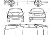 009 Template Ideas Car Line Draw Insurance Damage Condition within Car Damage Report Template