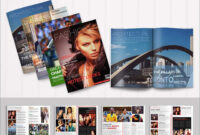 009 Template Ideas Free Magazine Layout Templates For with Magazine Template For Microsoft Word