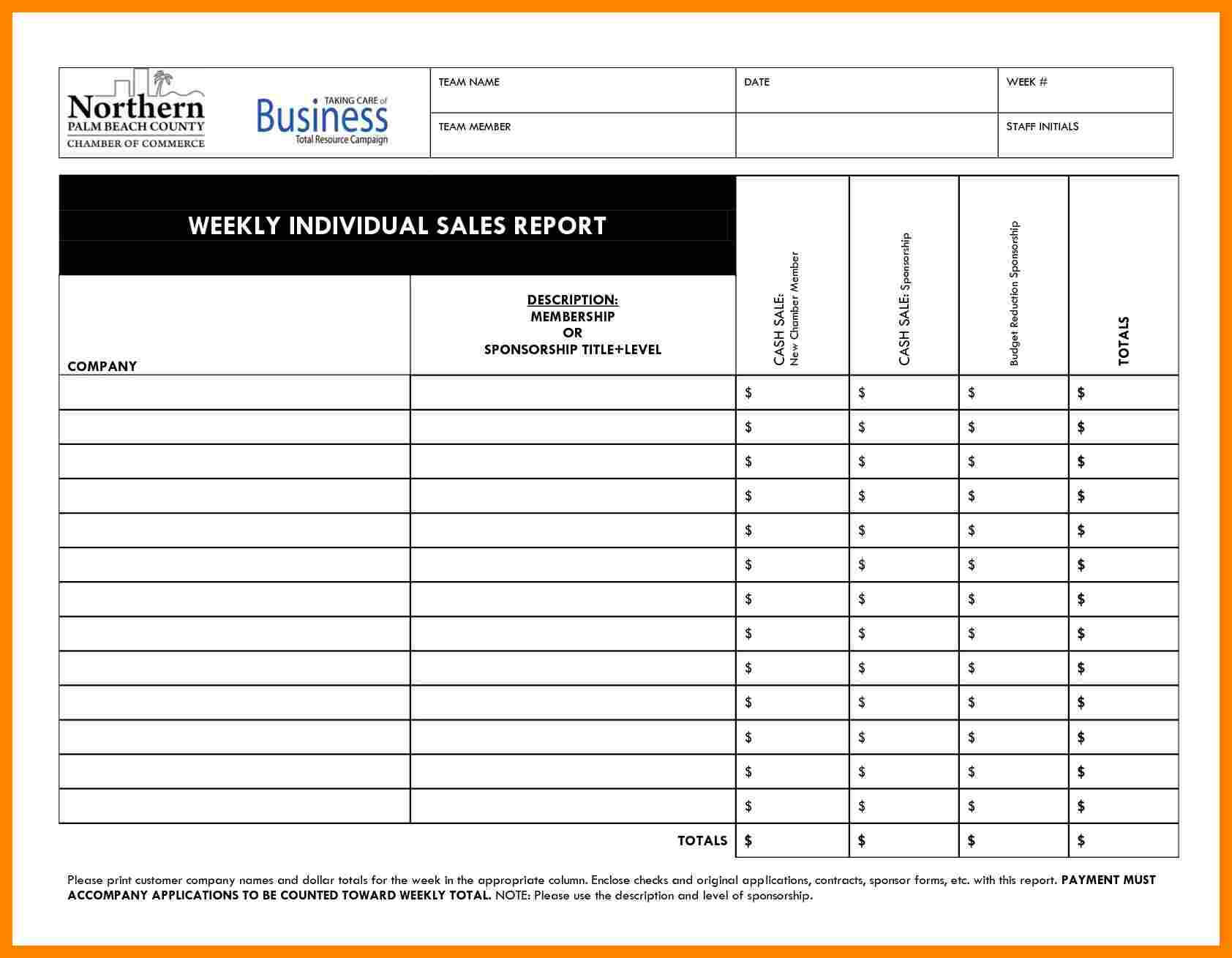 010 Daily Activity Report Template Free Download Salesll Within Sales Call Report Template Free